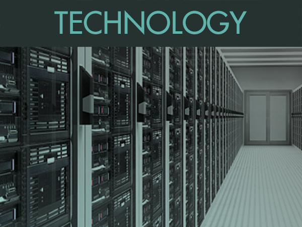 Arguile Sector Technology Server Racks